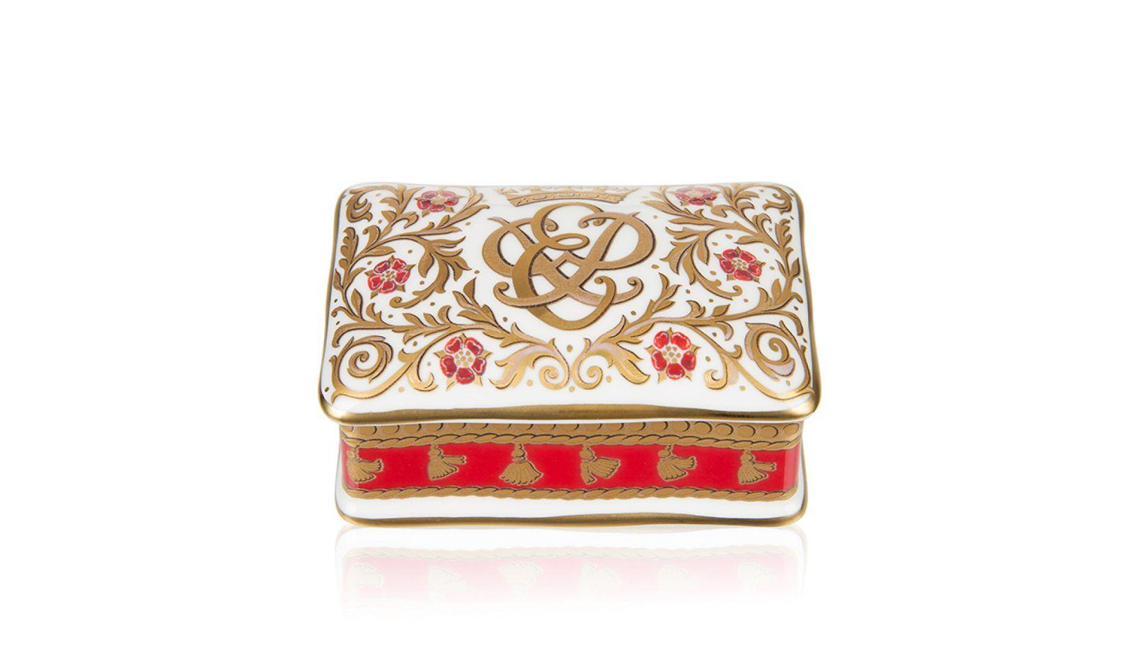 70th Wedding Anniversary.70th Wedding Anniversary Pillbox